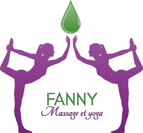 Logo Fanny massage et yoga